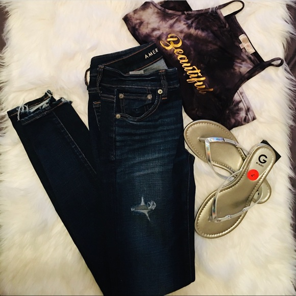 American Eagle Outfitters Denim - American Eagle Jean's